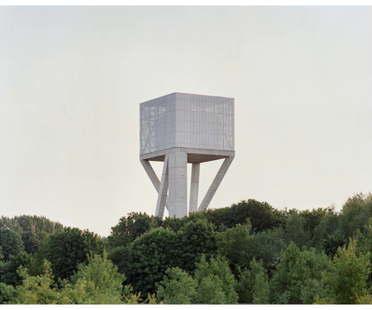 Vplus Water tower - Chateau d'eau Mons Ghlin Belgium