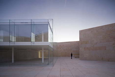 Alberto Campo Baeza wins the BigMat International Architecture Award