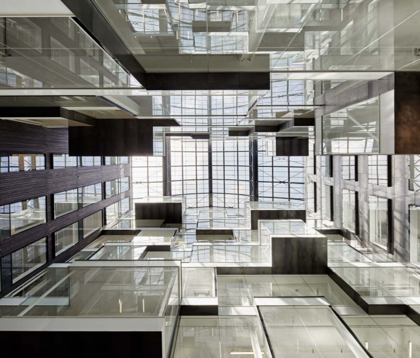 London Studio Rhe Transforms A Historic Building Into