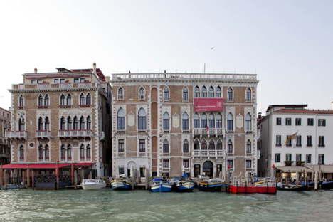 The sites of the Biennale di Venezia