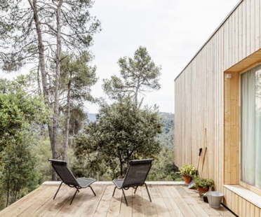 A house for two sisters: Alventosa Morell Arquitectes' LLP