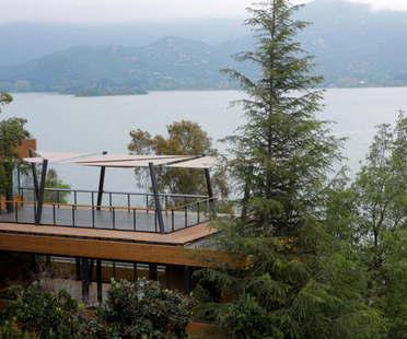 Cazu Zegers Casa T Laguna de Aculeo Chile