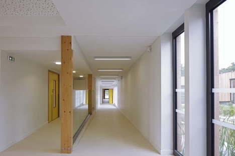 Nomade Les Bartelottes School Complex La Ville-du-Bois