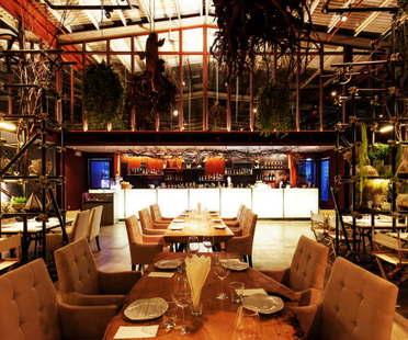 Hypothesis's Vivarium in Thailand named world's best restaurant design