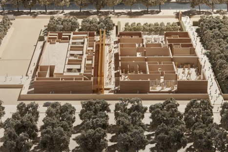 Work begins on MuRéNA museum designed by Foster + Partners