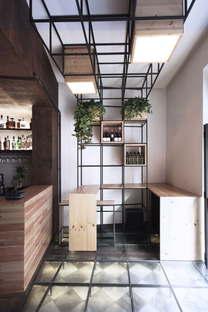 DiDeA Ai Giudici coffee shop and lounge bar, Palermo