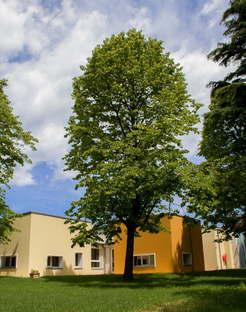 Nursery school in Cattolica architects Franco and Silvia Vico