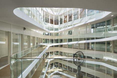 Atelier Zündel Cristea Pacemar headquarters in Suresnes, Paris