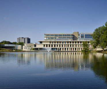 Patel Taylor two new buildings for Campus Essex University