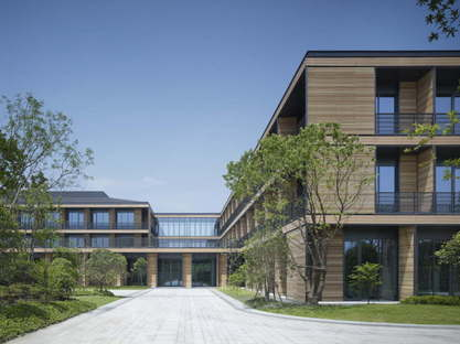 gmp Wuzhen Medical Park Shanghai China