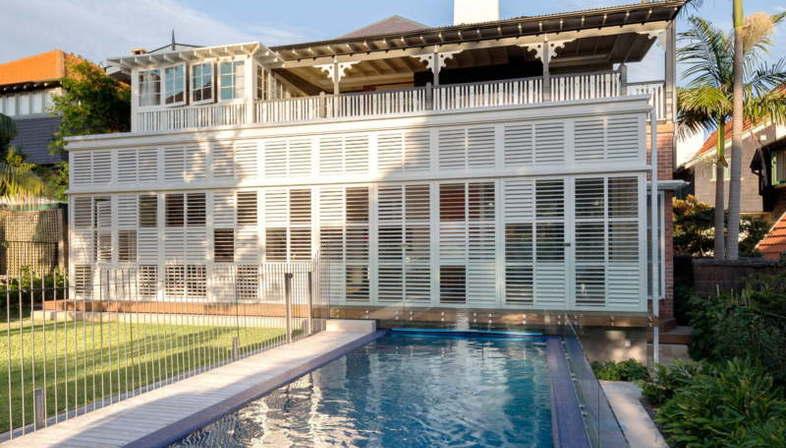 Luigi Rosselli Heritage Treasure Chest Residence Sydney