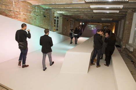 FAB Berlin Workshop 2 interactive surfaces