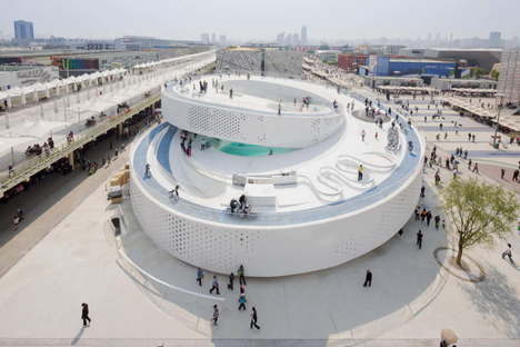 BIG Bjarke Ingels Group designs the 2016 Serpentine Pavilion