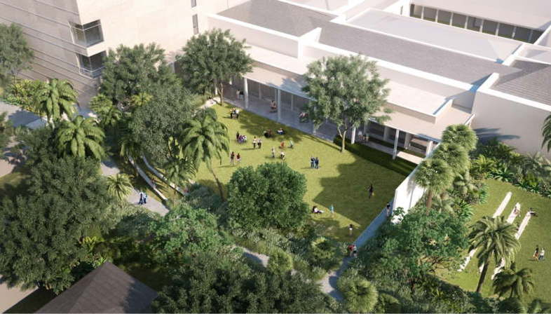 Work begins on Foster + Partners' Norton Museum of Art, Florida