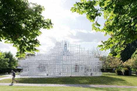Temporary constructions: the Serpentine Gallery pavilions