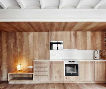 Barcelona, MESURA's Borne Apartments