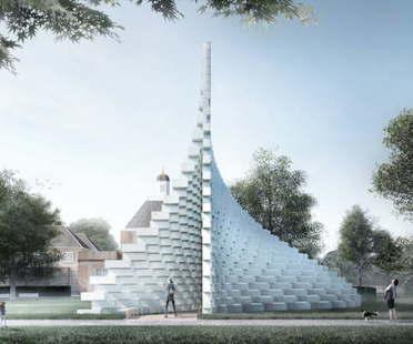BIG unveils plans for the 2016 Serpentine Pavilion