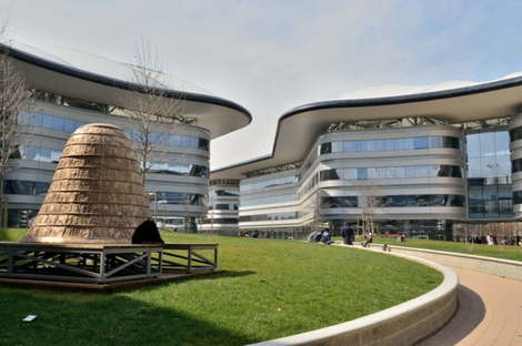 Foster + Partners' most recent projects