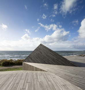 Dorte Mandrup Arkitekter wins the Träpriset prize