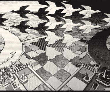 Escher exhibition in Treviso