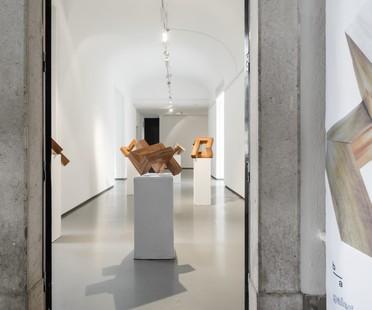 Pedro Léger Pereira's sculptures photographed by Fernando Guerra