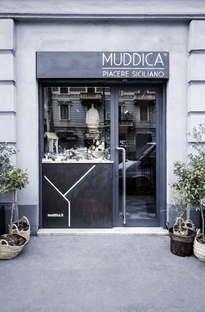 DiDeA Muddica Sicilian bistro in Milan