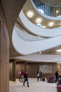 Herzog de Meuron Blavatnik School of Government Oxford University