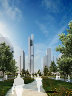 Gmp wins competition for Nanjing Financial City II