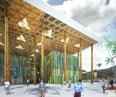 Cardete Huet Cayenne University Campus Administration Centre