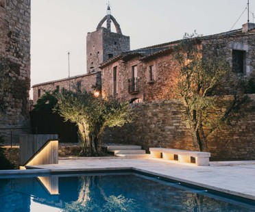 MESURA Peratallada Castle: a historic and artistic heritage site