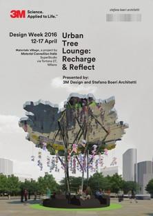 Stefano Boeri Architetti Urban Tree Lounge Milano Design Week