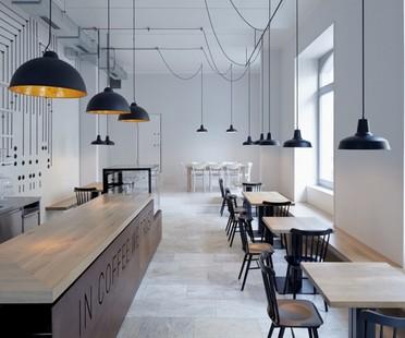 Bistro Proti Proudu by Mimosa Architekti