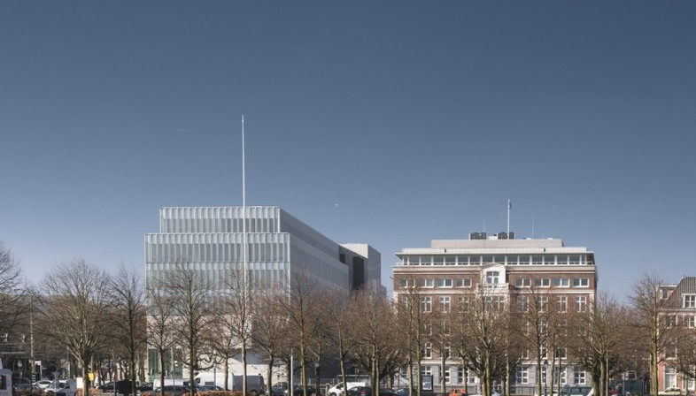 KAAN Architecten Supreme Court of the Netherlands, The Hague