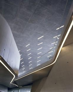 Station architecture
