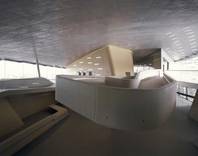 Zaha Hadid Architects Salerno Maritime Terminal photo by Helene Binet