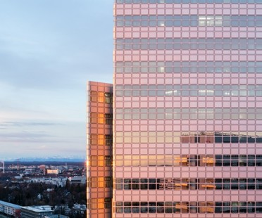 The HVB-Tower reopens following Henn's energy restoration