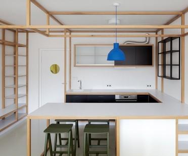 DDAANN's Byt Pro Hosta: an apartment in a studio