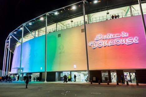 Cardete Huet Toulouse Stadium for Euro 2016