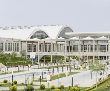 gmp inaugurates Teheran exhibition centre