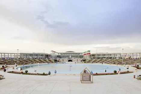 gmp inaugurates Teheran exhibition centre