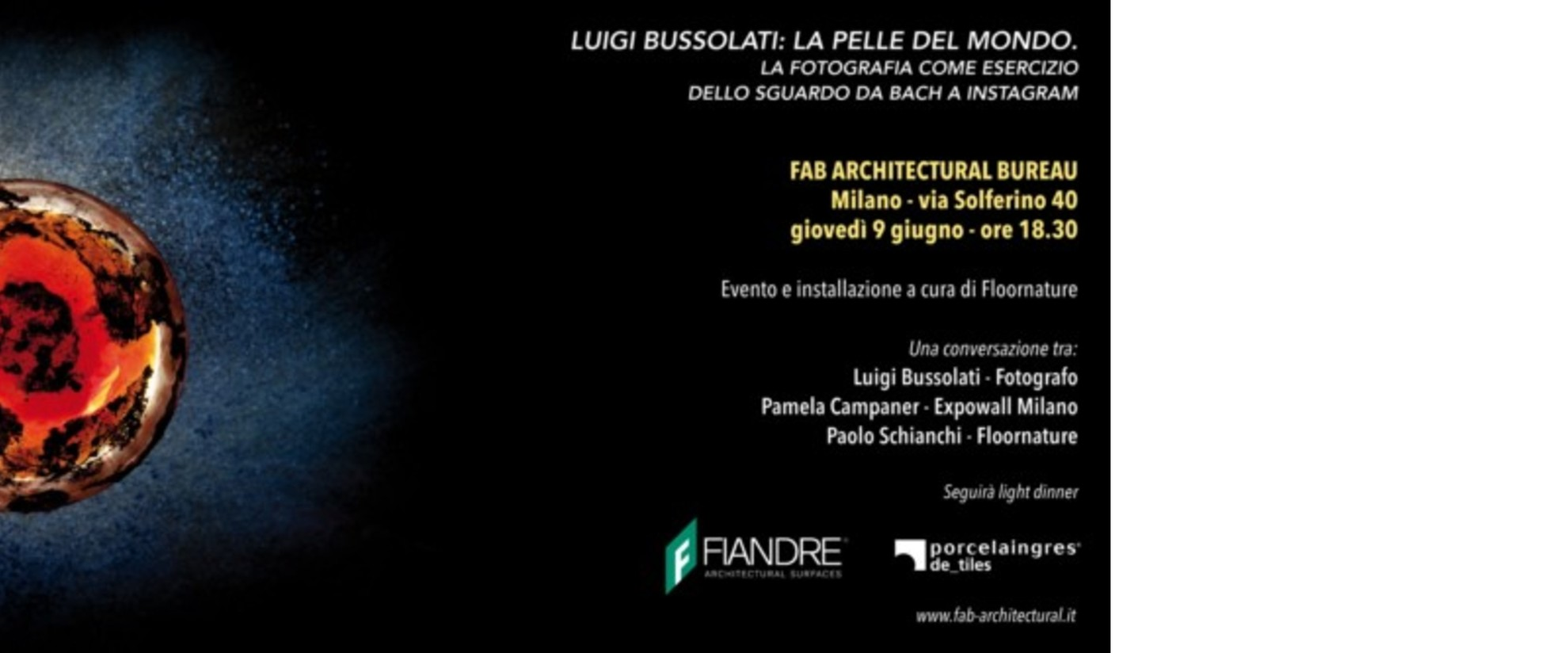 FAB One Night Luigi Bussolati The skin of the world