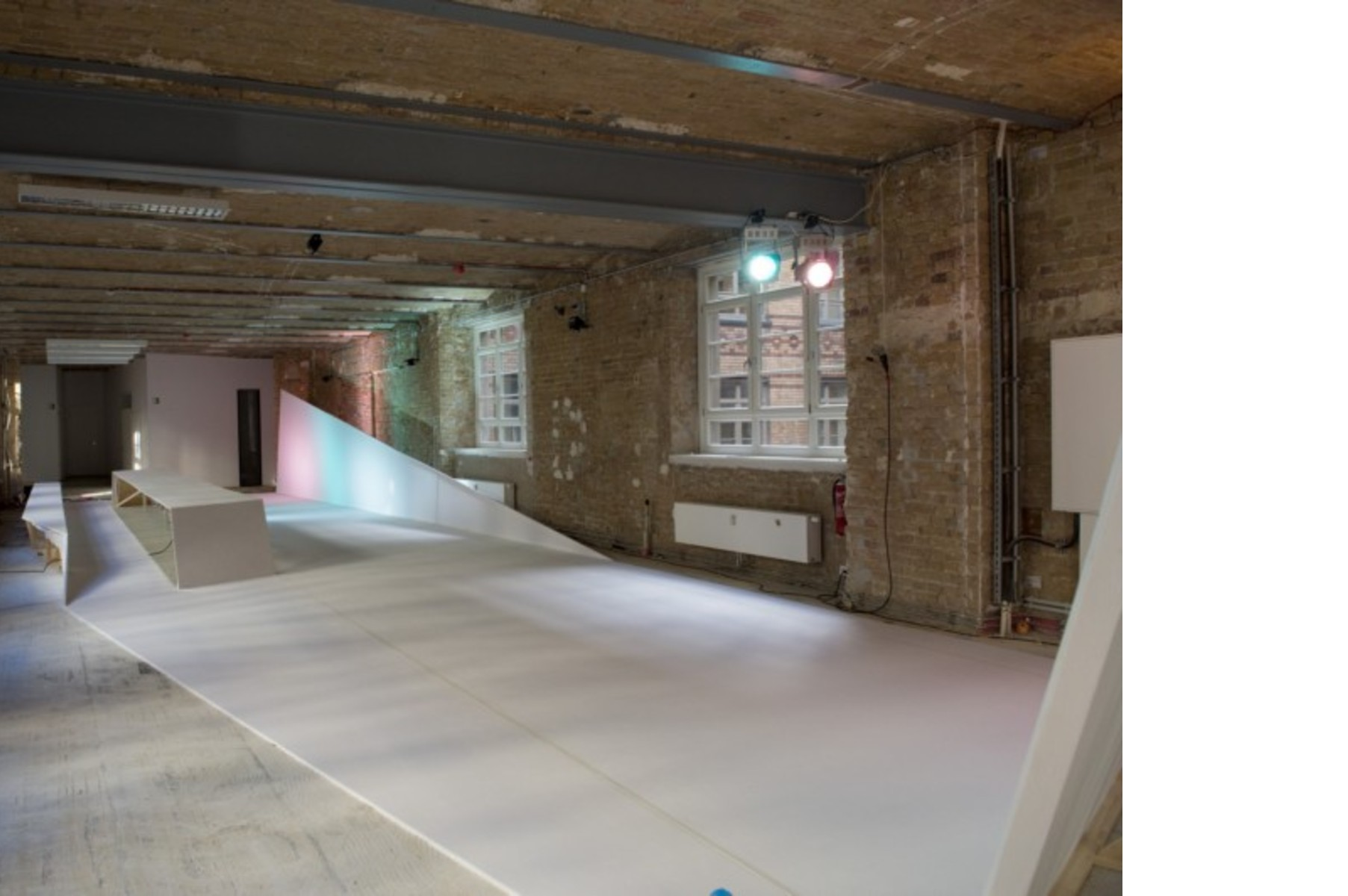Fab architectural bureau berlin transformation of a space