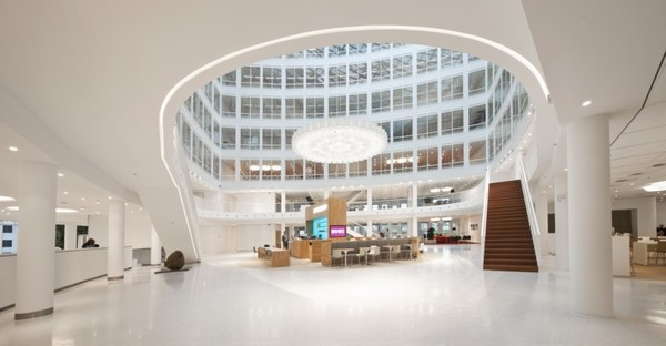 Hofman Dujardin for Eneco: sustainable headquarters