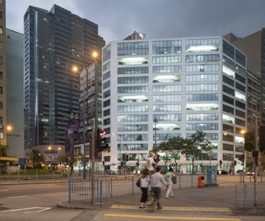 MVRDV Glass office 133 Wai Yip Street Hong Kong