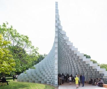BIG Bjarke Ingels Group's Serpentine Pavilion