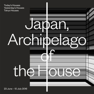 Japan, Archipelago of the House Exhibition in Amsterdam