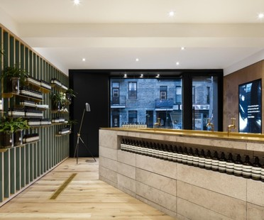 Naturehumaine's Aesop Mile End: A street paved with gold