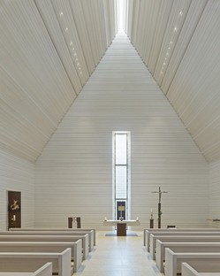 Moneo wins the International Religious Architecture Award
