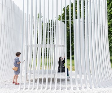 Asif Khan Serpentine Summer House London