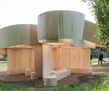 Frank Barkow Regine Leibinger Serpentine Summer House London